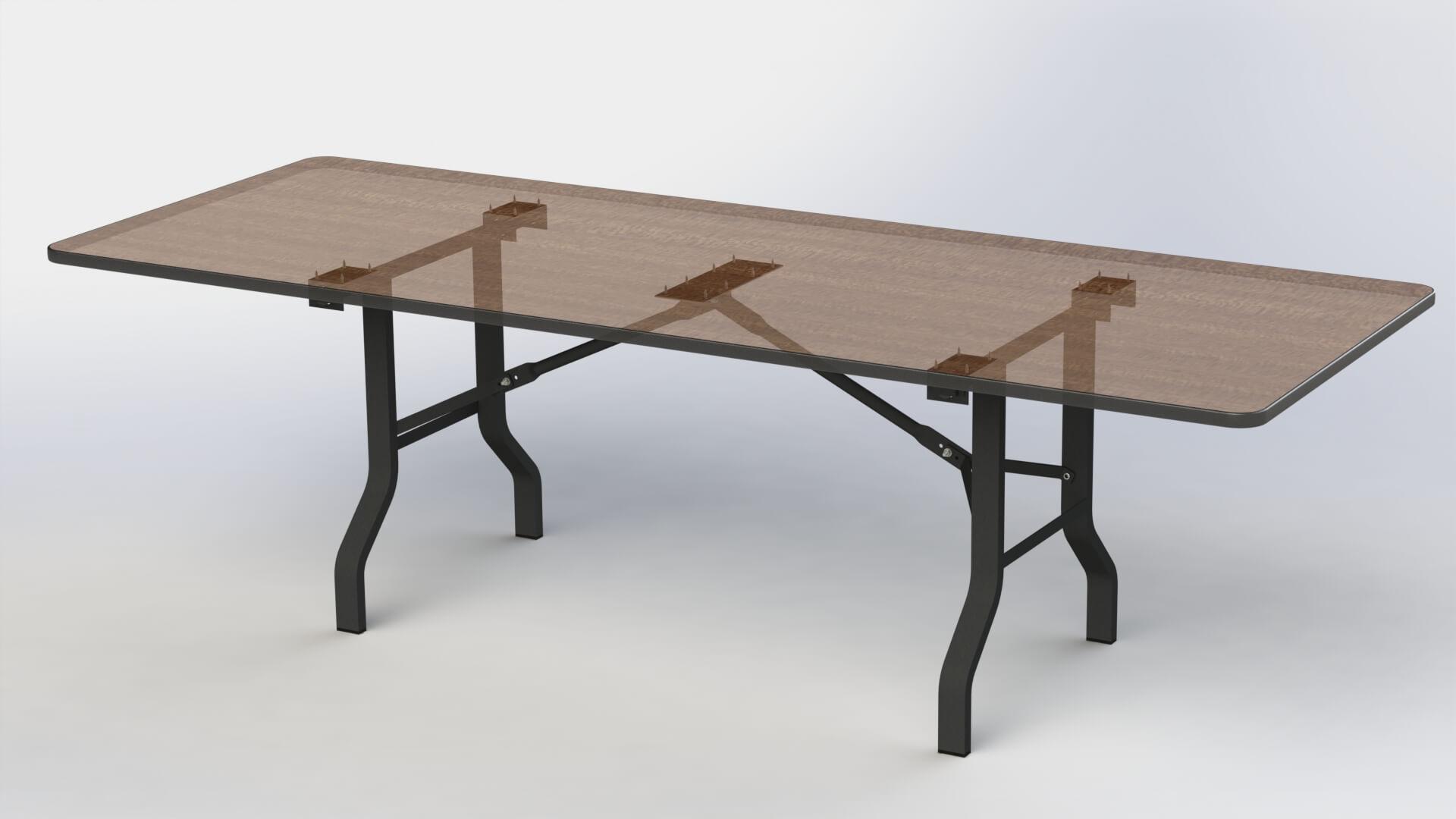 - Gorilla Legs - Heavy Duty Folding Table Legs
