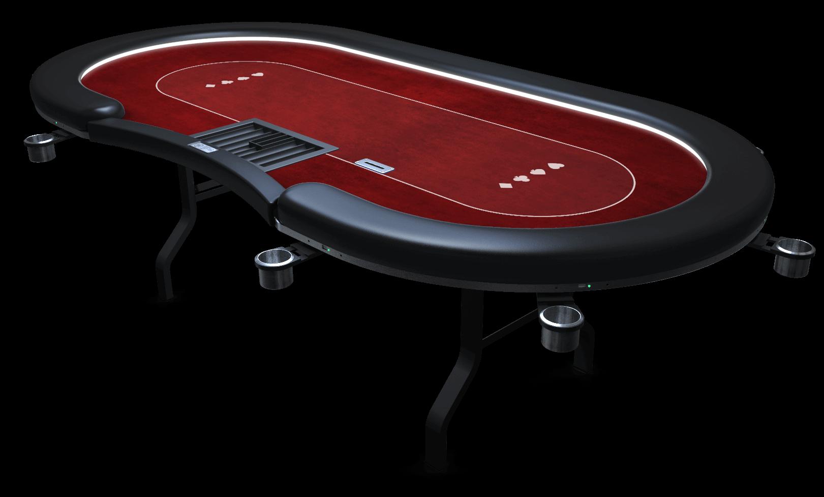 USB Table - Custom Casino-Grade Poker Tables